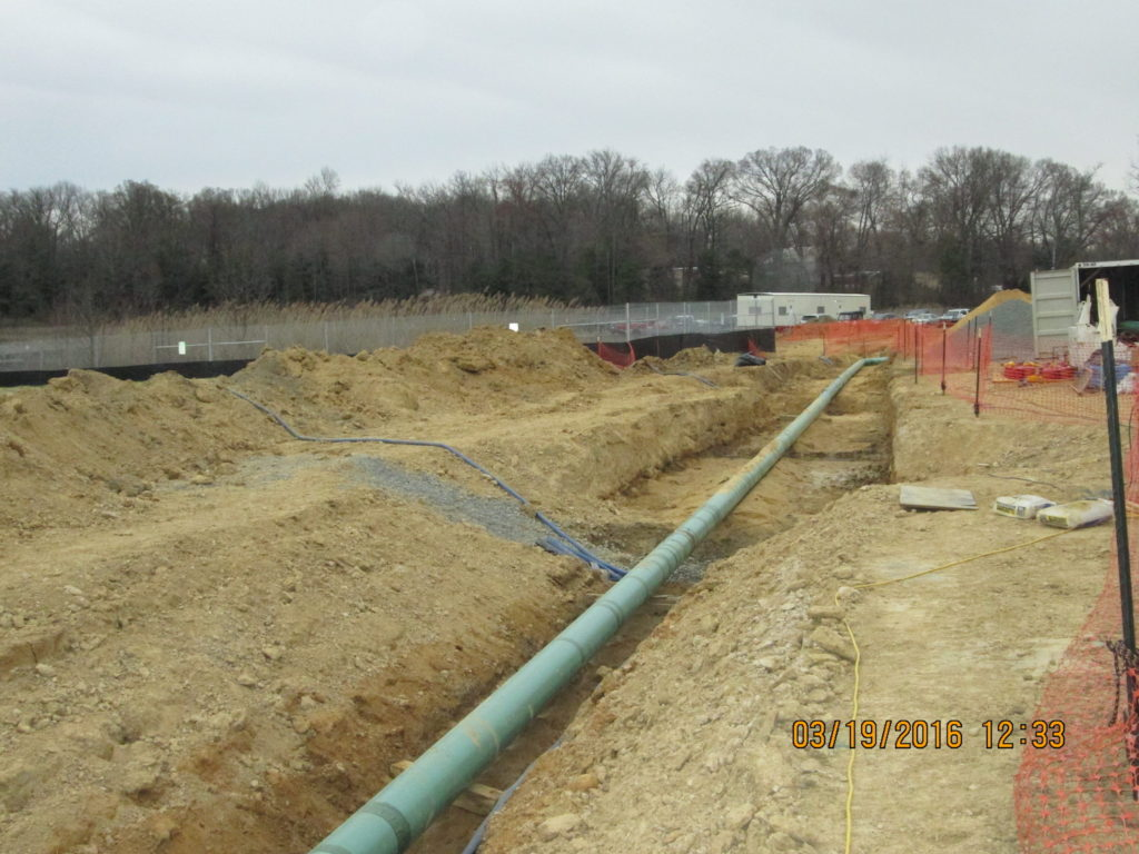 FGS Piping Trench Keys Site 3-19-16 007