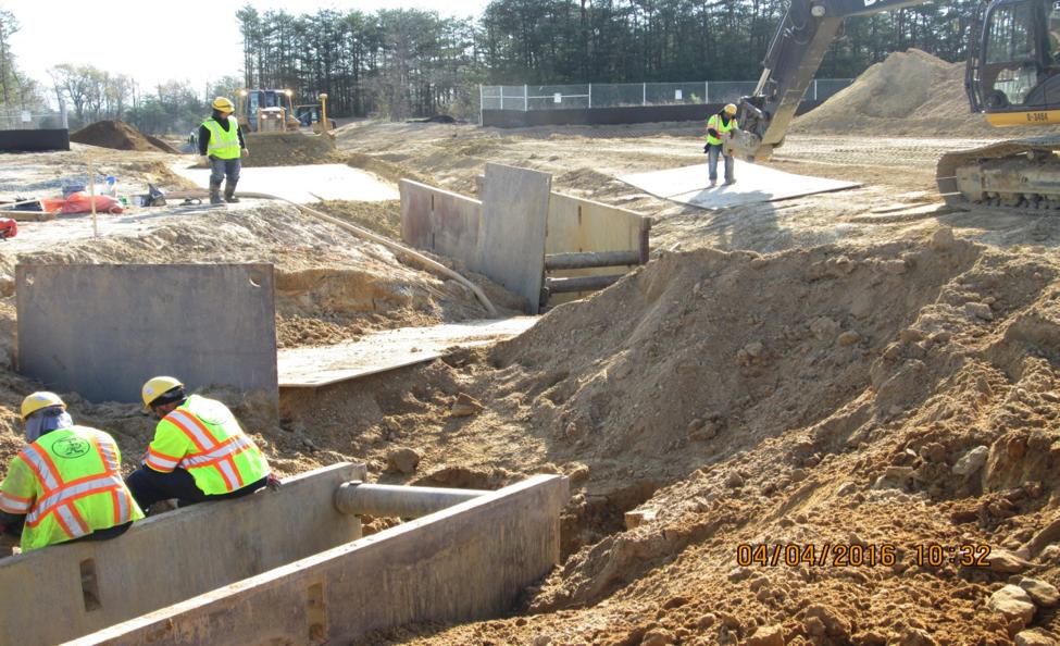 PSEG Keys Energy Center: Construction Status Update (As Of June 1, 2016)