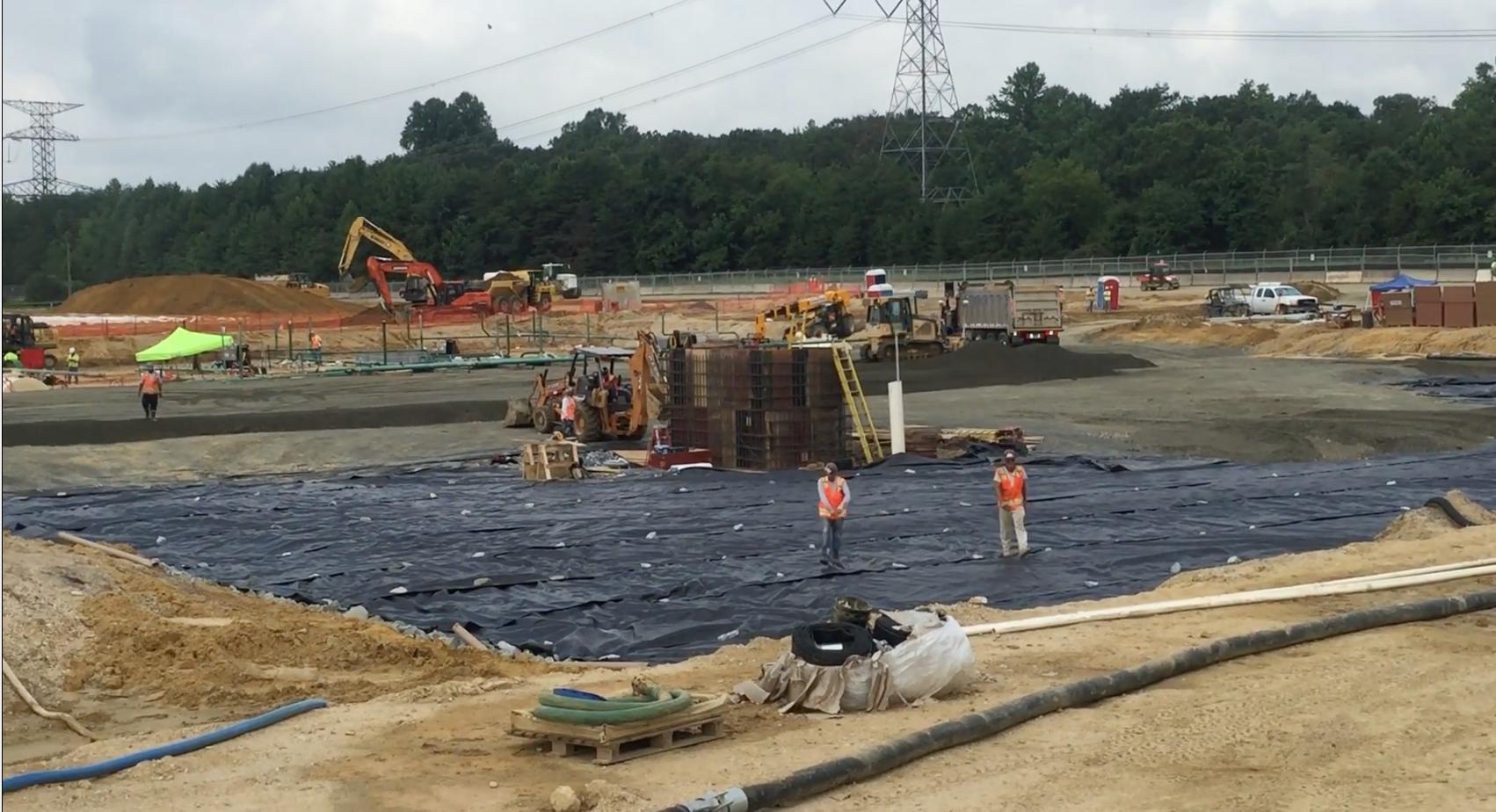 PSEG Keys Energy Center Progress Video (8/8/16)