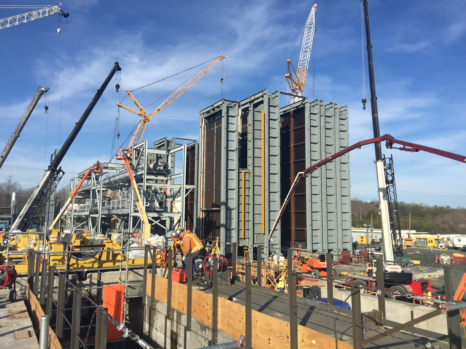 PSEG KEYS ENERGY CENTER: CONSTRUCTION STATUS UPDATE (as of February 1, 2017)
