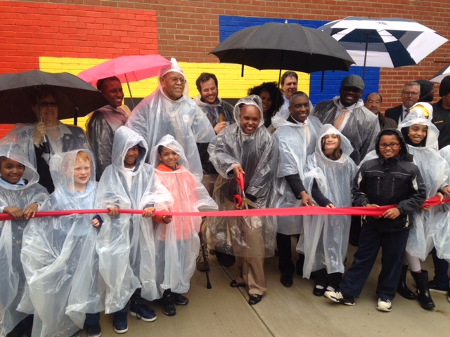 PSEG & SNC-Lavalin Celebrate Ribbon Cutting With Heart Of America For Brandywine Elementary Outdoor Classroom Project