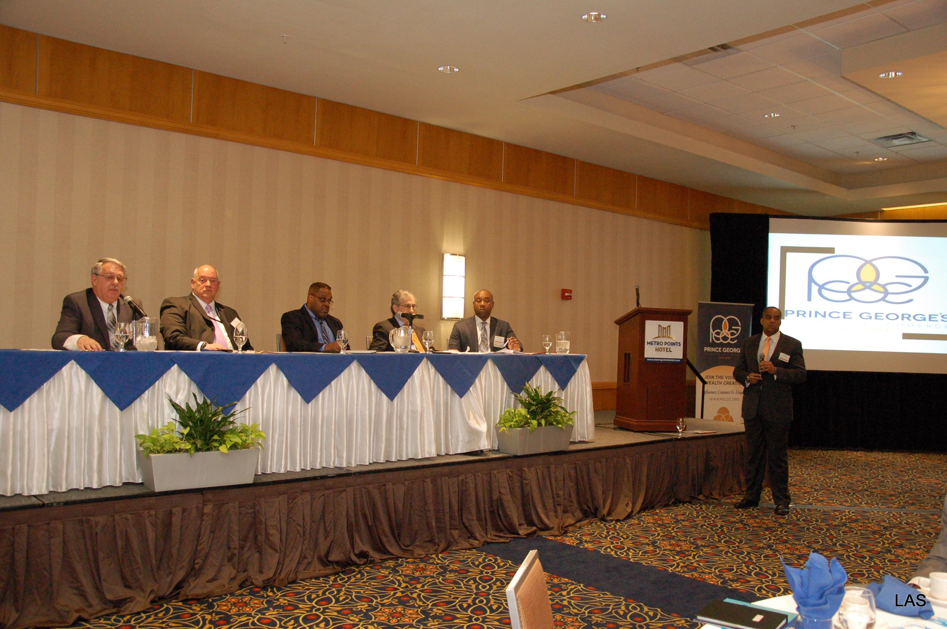 PSEG Keys Energy Center Participates In The PGC Chamber Of Commerce Economic Development Forum