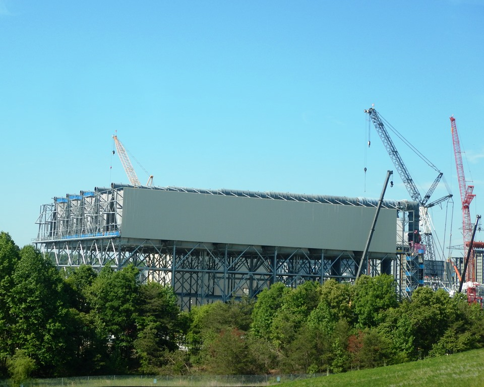 New: Aerial Photos Of The PSEG Keys Energy Center (Pics)