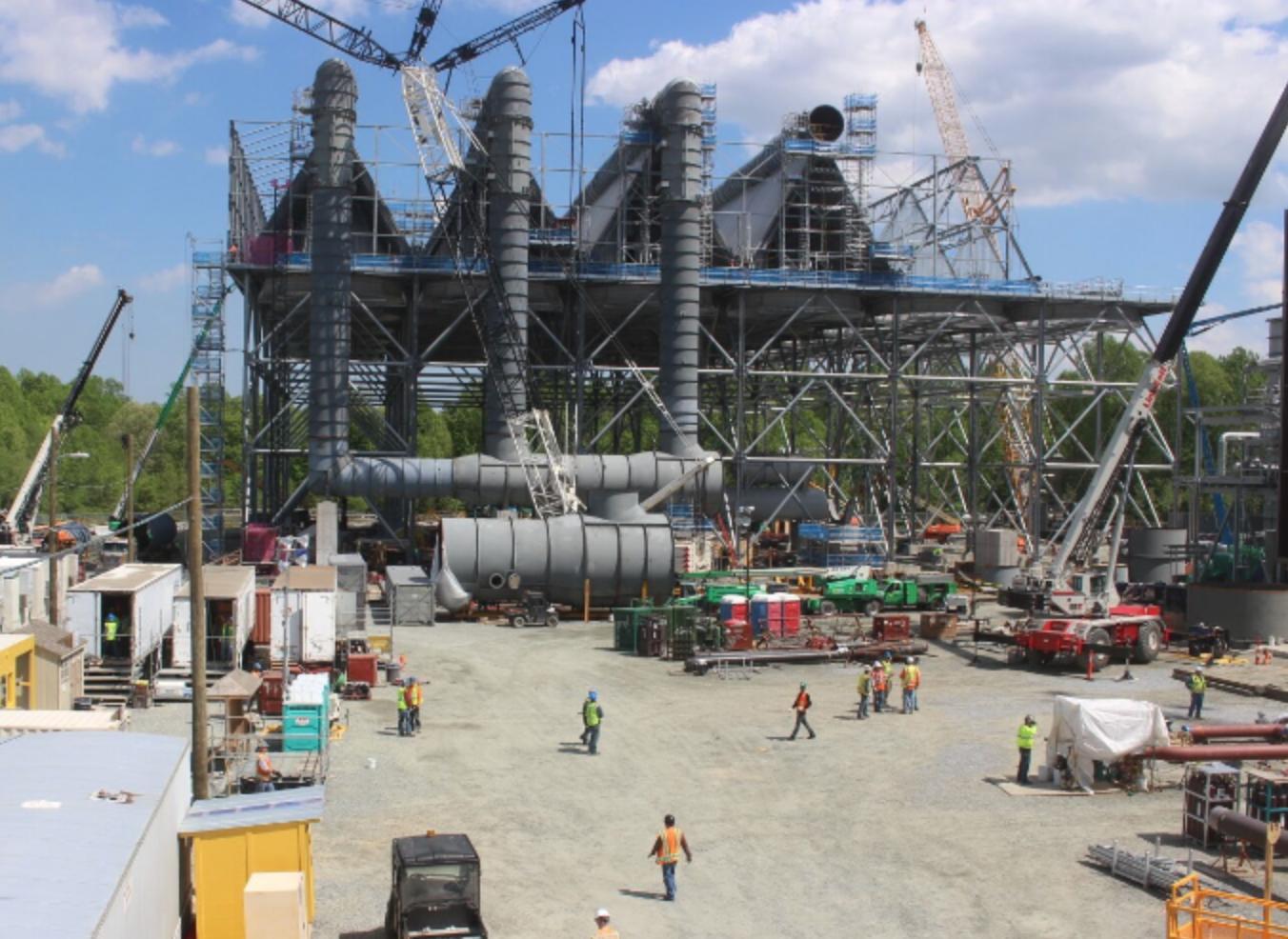 PSEG KEYS ENERGY CENTER: CONSTRUCTION STATUS UPDATE (as of May 1, 2017)