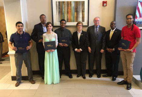 PSEG Keys Energy Center Celebrates Participant Graduation For The Keys Energy Program