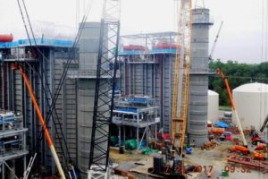 PSEG KEYS ENERGY CENTER: CONSTRUCTION STATUS UPDATE (as of September 1, 2017)