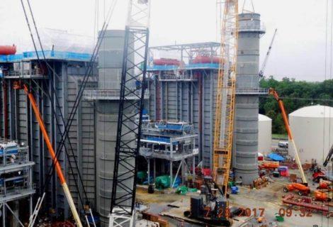 PSEG KEYS ENERGY CENTER: CONSTRUCTION STATUS UPDATE (as of September 1, 2017)