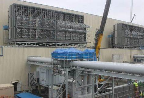 PSEG KEYS ENERGY CENTER: CONSTRUCTION STATUS UPDATE (as of February 1, 2018)